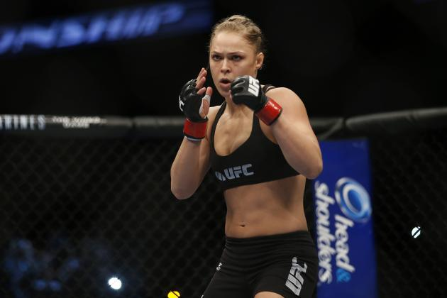 Ronda Rousey vs. Gina Carano: Too Weird to Book, or Too Big to Fail?