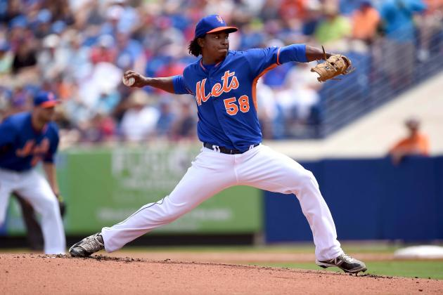 Who Will Be the New York Mets' No. 5 Starter, Jenrry Mejia or Daisuke Matsuzaka?