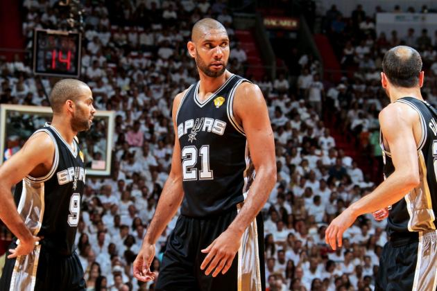 Is This Season the Last Title Shot for San Antonio Spurs Big 3?