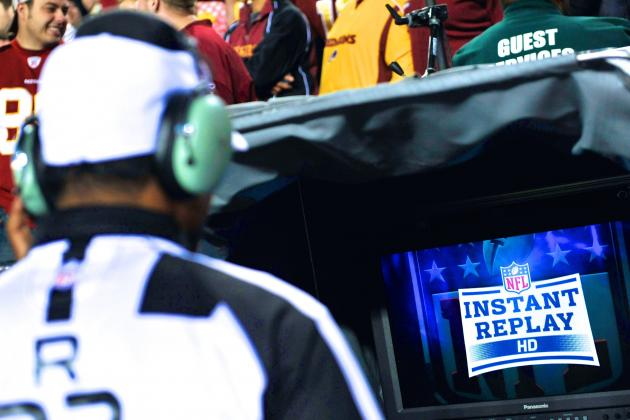 Better Officiating, Not New York, Key to NFL Getting Instant Replays Right