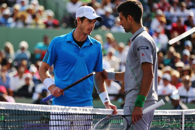 Novak Djokovic vs. Andy Murray: Score and Recap from 2014 Miami Masters