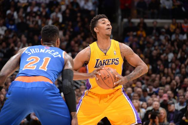 Lakers Score Franchise-Record 51 Points in 3rd Quarter of Tuesday's Win