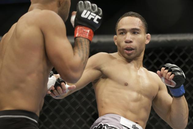 Flyweight Fight: John Dodson vs. John Moraga Added to UFC Fight Night 43
