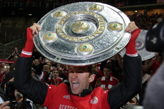 Bayern Munich Wins Bundesliga Title with 7 Games to Spare