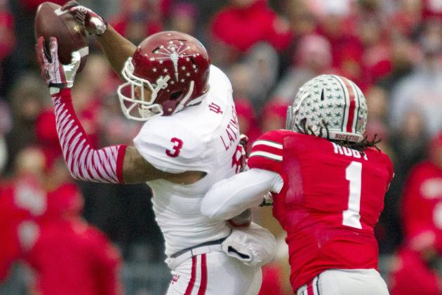 Cody Latimer: Huge Pro Day Will Propel Indiana WR into Early-Round Discussion