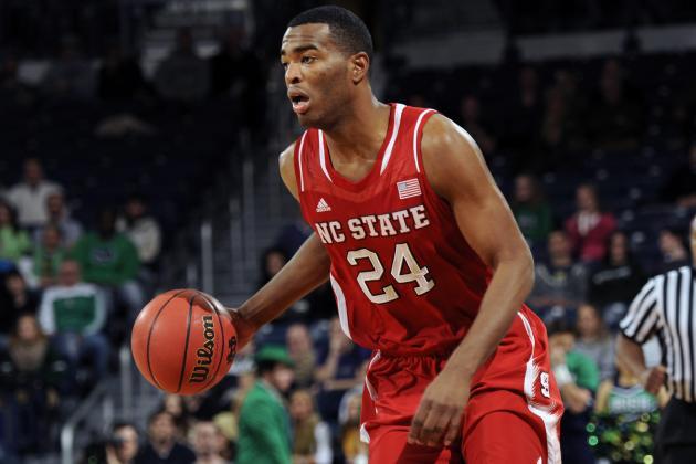 Is T.J. Warren the Biggest Boom-or-Bust Prospect in 2014 NBA Draft?