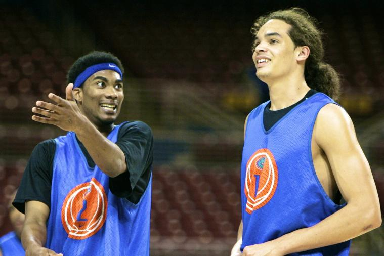 Joakim Noah's Dream Team Starting 5 Includes Corey Brewer