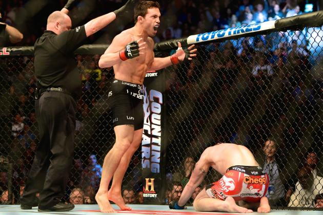 Jake Ellenberger on Personal Focus and the State of the Welterweight Title Hunt