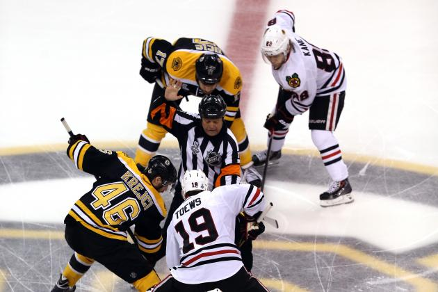 Breaking Down the Chances of a Bruins-Blackhawks Stanley Cup Final Rematch
