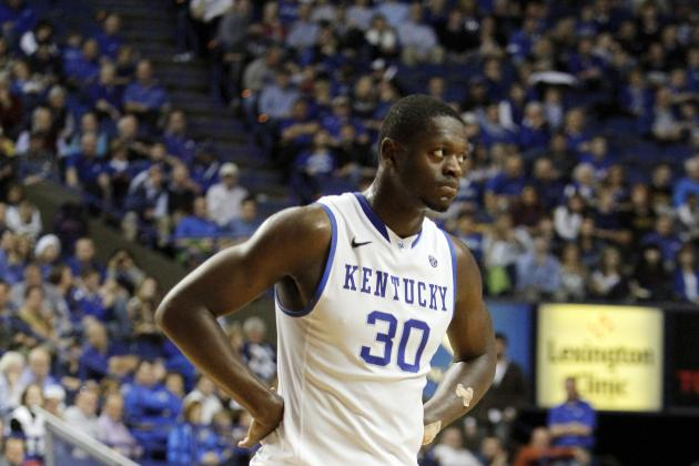 Kentucky's Julius Randle Learned the Hard Way from Mom