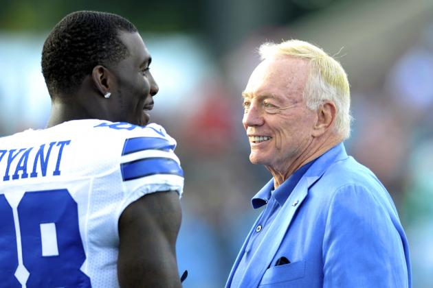 Dez Bryant's Cowboys Curfew and Strip Club Ban Alive and Well in Dallas