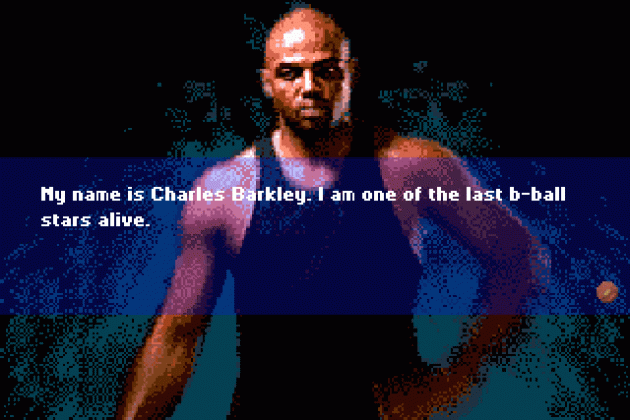 How Charles Barkley Became the Face of a Cult-Classic Adventure Video Game