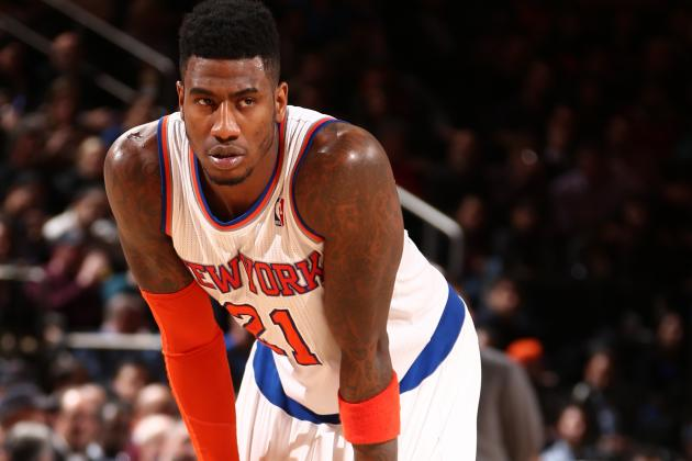 Report: Phil Jackson Continues to Belive in Iman Shumpert