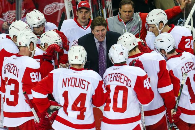 How the Detroit Red Wings Can Save Their 22-Year Playoff Streak
