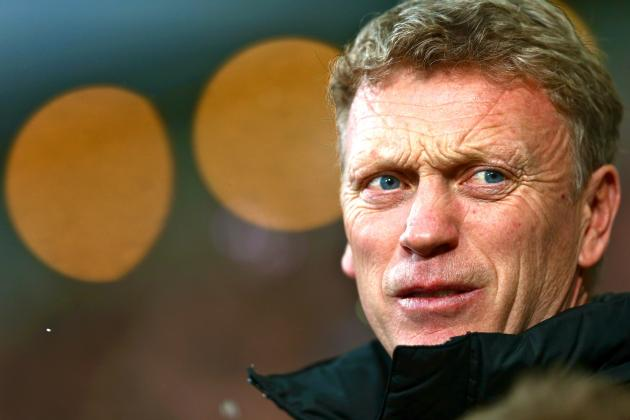 Manchester United Fans' Fury at David Moyes Has Set Sacking Bandwagon in Motion