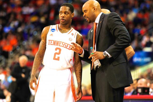 Cuonzo Martin off the Hot Seat, out of Bruce Pearl's Shadow After Sweet 16 Run