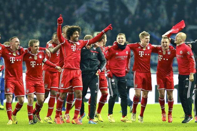 Should Champions Bayern Munich Leave the Bundesliga for a European Super League?