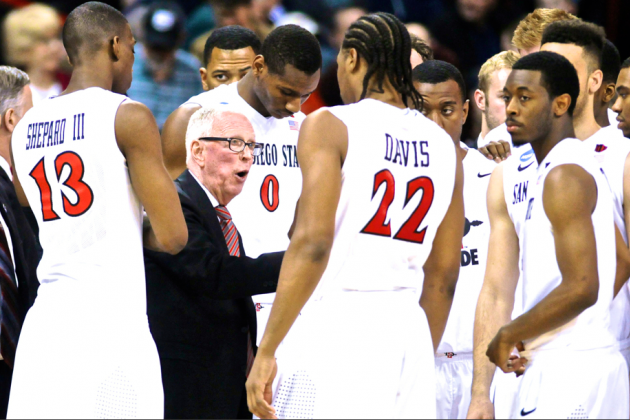 How Steve Fisher Has Reinvented Himself and Taken San Diego State to New Heights