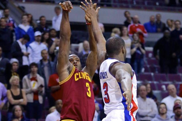 Dion Waiters Sinks Detroit Pistons with Game-Winning Jump Shot