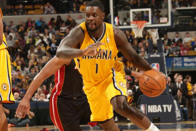 Stephenson Ejected in 4th Qtr vs. Heat