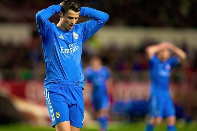 After Sevilla Loss, Are Real Madrid Cracking Under Barca and Atleti Pressure?