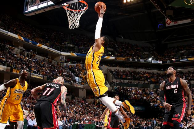 Heat vs. Pacers: Live Score, Highlights and Reaction