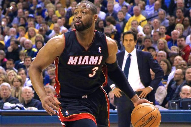 Dwyane Wade Injury: Updates on Miami Heat Star's Hamstring and Return