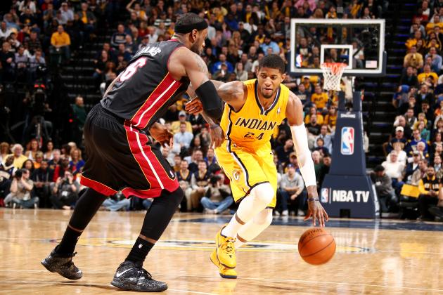 Miami Heat vs. Indiana Pacers: Postgame Grades and Analysis