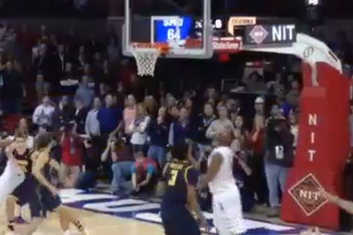 Watch: Moore Stuns Cal, Sends SMU to NIT Final Four