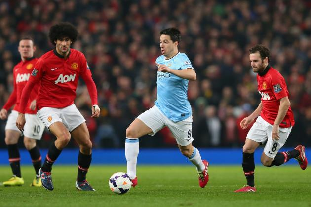 Manchester United: Juan Mata and Marouane Fellaini Disappointing for the Reds