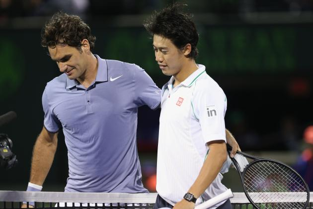 Roger Federer vs. Kei Nishikori: Score and Recap from 2014 Miami Masters