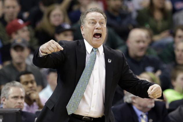 Michigan State Basketball: Why 2014 Title Would Be Tom Izzo's Greatest Victory