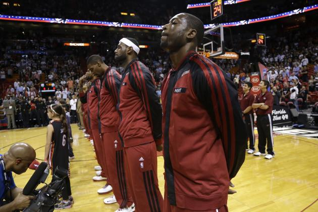 Building the Ideal Playoff Rotation for the Miami Heat