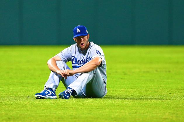 Should the Dodgers Be Scared of $215 Million Ace Clayton Kershaw's Back?