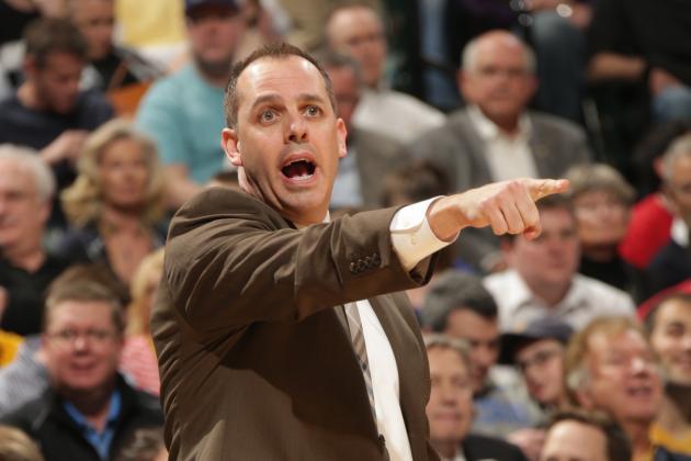 Vogel 'Very, Very Proud' of Pacers' Effort