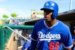 Mattingly Meets with Puig, Says 'We're Good'