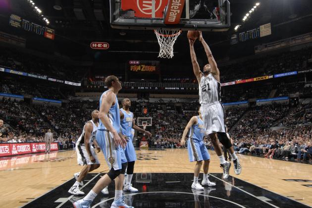 Spurs 108, Denver 103: Can't Dominate 'Em All