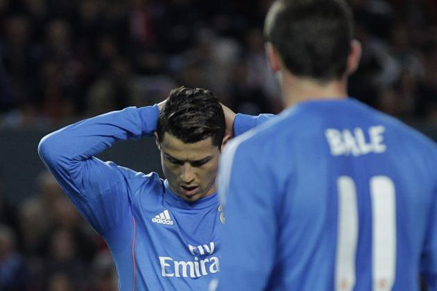Carlo Ancelotti Plays Down Cristiano Ronaldo Tantrum After Gareth Bale Free-Kick