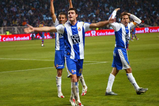 Remembering the Tamudazo When Espanyol Dashed Barcelona's La Liga Title Dream