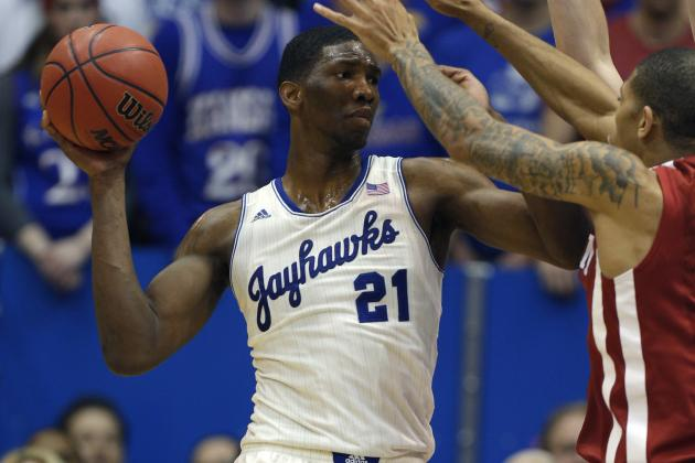 Sources: Kansas Center Joel Embiid to Enter NBA Draft