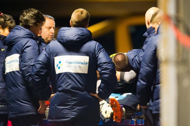 Victor Valdes Injury: Updates on Barcelona Keeper's Knee and Return