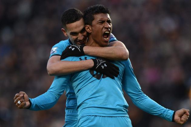 Why a Paulinho Move from Tottenham to Roma Could Suit All Parties