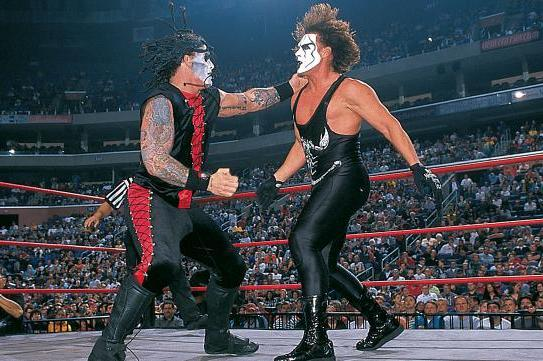 Report: Sting vs. the Undertaker Planned for WrestleMania 31?