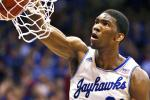 Kansas' Joel Embiid Denies Declaring for NBA Draft
