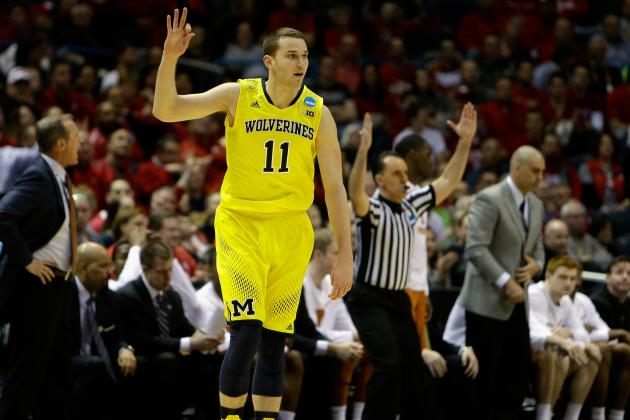 Top 10 Players Left in NCAA Tournament