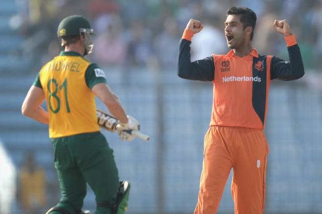 Netherlands vs. South Africa, World T20: Video Highlights, Scorecard, Report