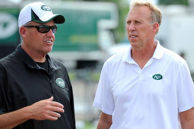 Jets GM John Idzik: 'We Recognize We Have a Need at Corner'