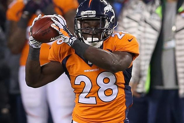 Hochman: Montee Ball Remains a Good Gamble at Broncos Running Back
