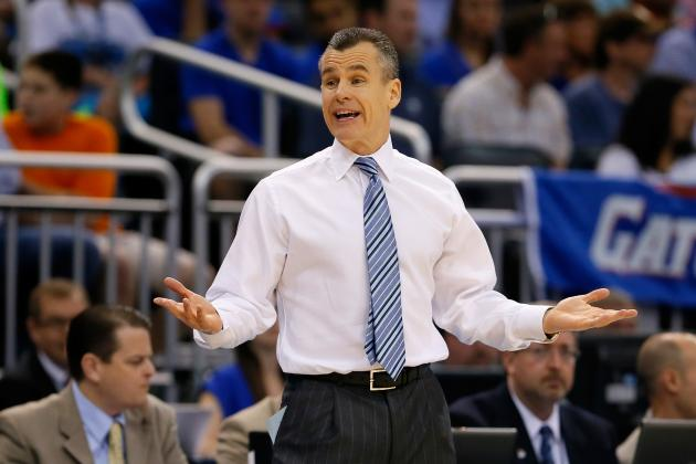 Billy Donovan Hopes to Avert Another NCAA Tournament Disappointment