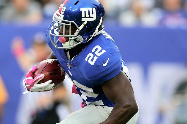 Giants Express Optimism About David Wilson Playing This Season